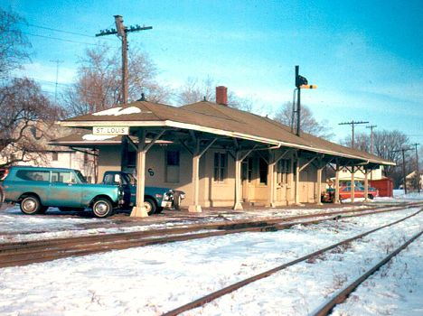 PM Depot at St. Louis MI